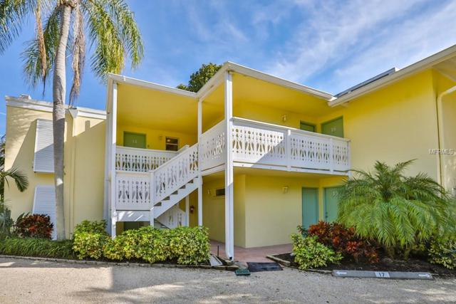 5310 Gulf Of Mexico Drive #18, Longboat Key, FL 34228 (MLS #A4424650) :: Medway Realty