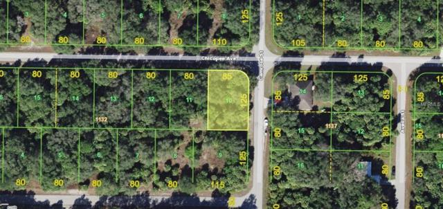 16305 Chicopee Avenue, Port Charlotte, FL 33954 (MLS #A4424673) :: White Sands Realty Group