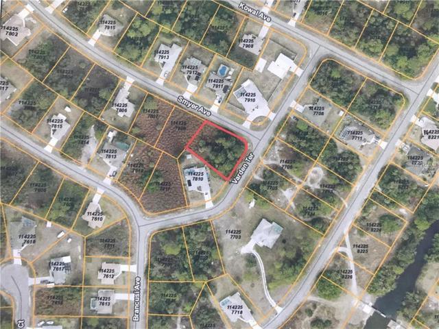 Varden Terrace, North Port, FL 34288 (MLS #A4424694) :: RE/MAX CHAMPIONS