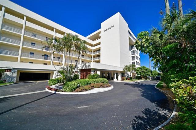 1325 S Portofino Drive #109, Sarasota, FL 34242 (MLS #A4424704) :: Sarasota Home Specialists