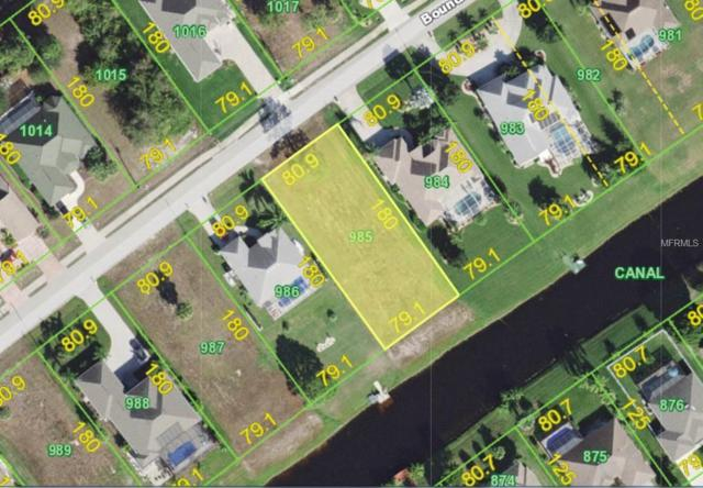 430 Boundary Boulevard, Rotonda West, FL 33947 (MLS #A4424872) :: Medway Realty