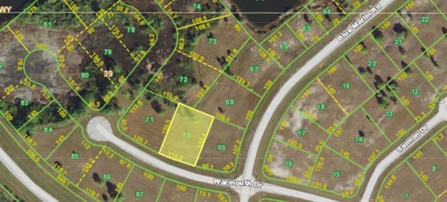 14138 Warmouth Drive, Placida, FL 33946 (MLS #A4424918) :: RE/MAX Realtec Group