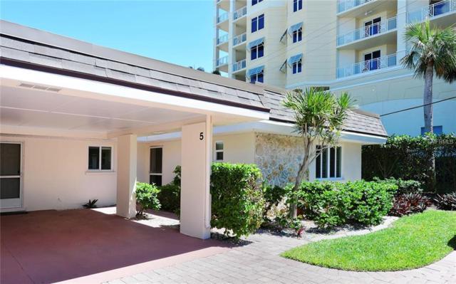 1900 Benjamin Franklin Drive Villa5, Sarasota, FL 34236 (MLS #A4424951) :: KELLER WILLIAMS ELITE PARTNERS IV REALTY