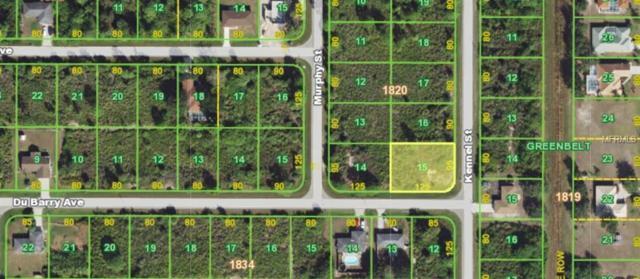12222 Du Barry Avenue, Port Charlotte, FL 33981 (MLS #A4424970) :: Griffin Group