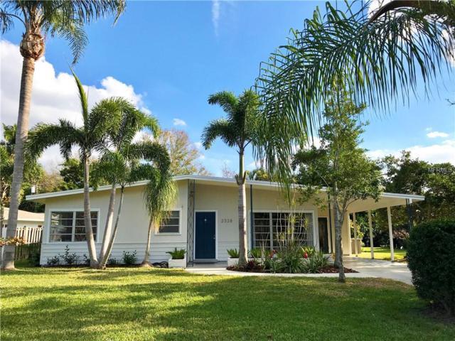 2328 Tangerine Drive, Sarasota, FL 34239 (MLS #A4425141) :: Lovitch Realty Group, LLC
