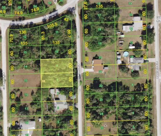 12439 Poem Avenue, Punta Gorda, FL 33955 (MLS #A4425175) :: Burwell Real Estate