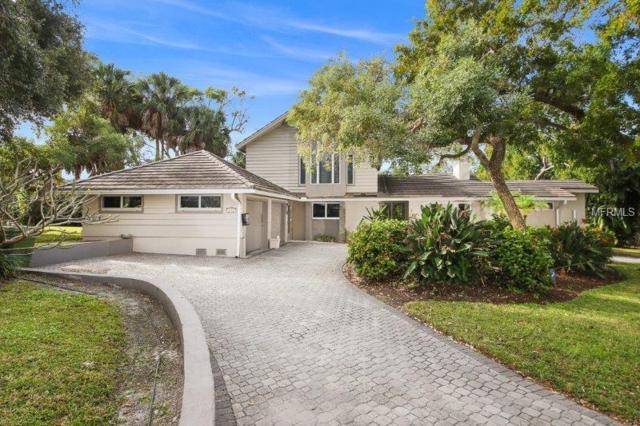 1580 Hillview Drive, Sarasota, FL 34239 (MLS #A4425360) :: Griffin Group
