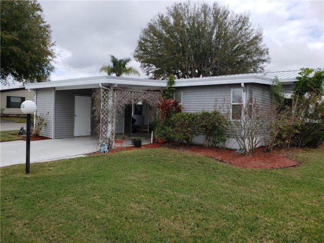 5707 45TH Street E #115, Bradenton, FL 34203 (MLS #A4425422) :: Medway Realty