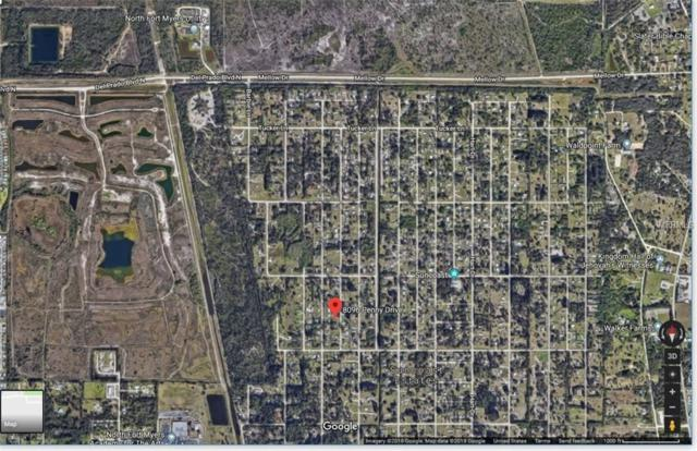 8096 Penny Drive, North Fort Myers, FL 33917 (MLS #A4425519) :: The Duncan Duo Team