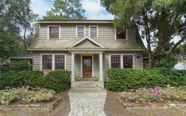 1841 Oak Street, Sarasota, FL 34236 (MLS #A4425568) :: McConnell and Associates