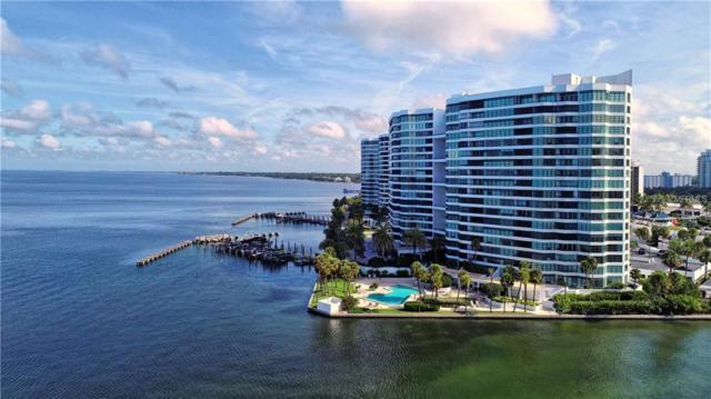 888 Blvd Of The Arts #804, Sarasota, FL 34236 (MLS #A4425621) :: RealTeam Realty
