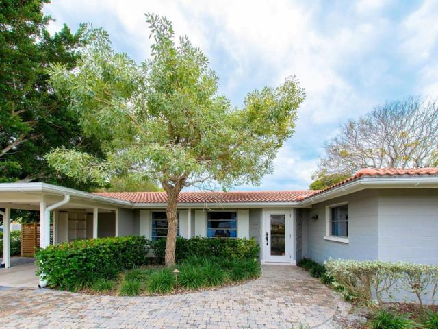 215 Gulf Drive, Venice, FL 34285 (MLS #A4425772) :: Griffin Group