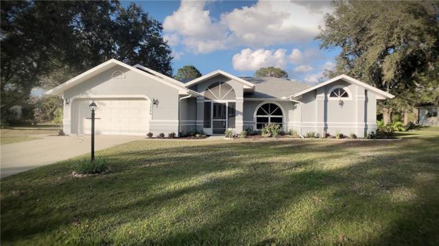3644 Woodbridge Avenue, North Port, FL 34287 (MLS #A4425925) :: RE/MAX Realtec Group