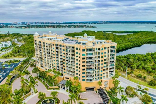 1300 Benjamin Franklin Drive #1104, Sarasota, FL 34236 (MLS #A4425955) :: Homepride Realty Services