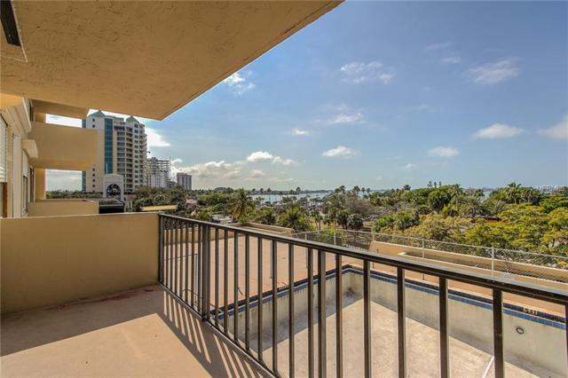 101 S Gulfstream Avenue 5G, Sarasota, FL 34236 (MLS #A4425998) :: RE/MAX Realtec Group