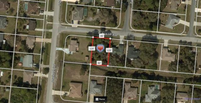 Radcliff Avenue, North Port, FL 34287 (MLS #A4426015) :: The Duncan Duo Team
