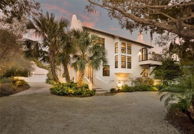 1513 Harbor Drive, Sarasota, FL 34239 (MLS #A4426115) :: Griffin Group