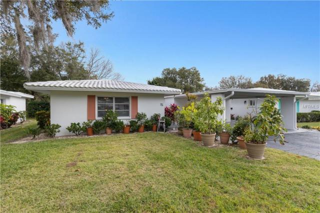 3921 Schwalbe Drive #126, Sarasota, FL 34235 (MLS #A4426120) :: Cartwright Realty