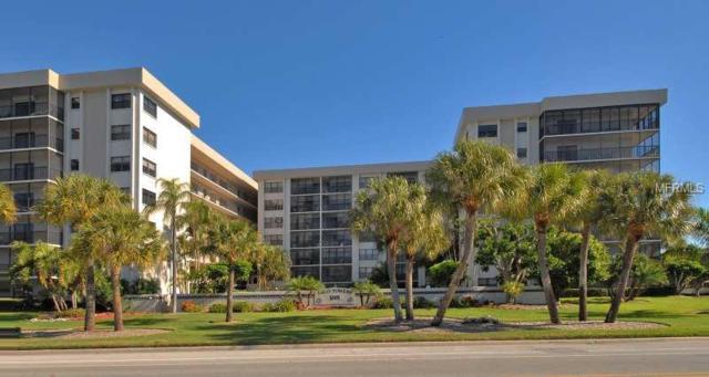 1001 Benjamin Franklin Drive #302, Sarasota, FL 34236 (MLS #A4426290) :: Remax Alliance