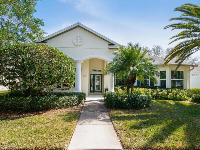 742 Anna Hope Lane, Osprey, FL 34229 (MLS #A4426398) :: McConnell and Associates