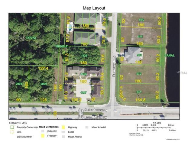 205 Boundary Boulevard, Rotonda West, FL 33947 (MLS #A4426427) :: Zarghami Group