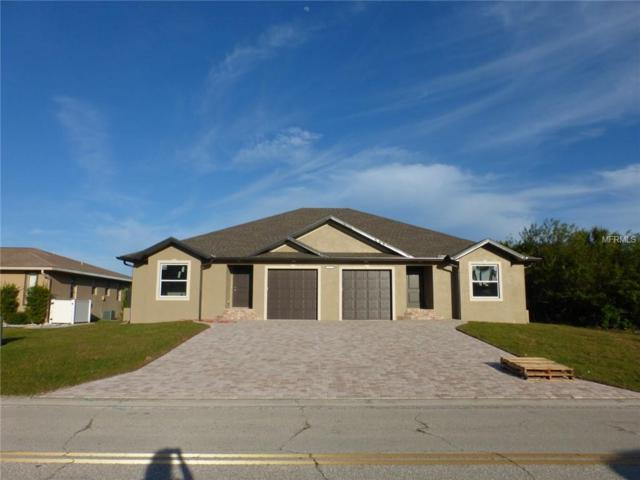 176 Boundary Boulevard, Rotonda West, FL 33947 (MLS #A4426728) :: Griffin Group