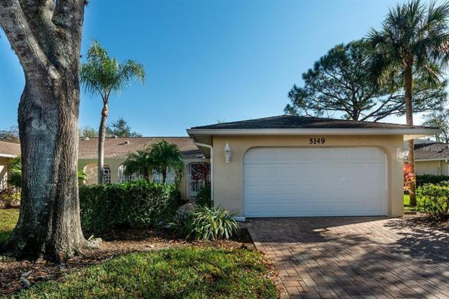 5149 Marsh Field Lane #10, Sarasota, FL 34235 (MLS #A4426833) :: Baird Realty Group