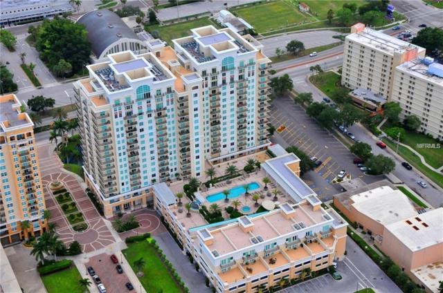 800 N Tamiami Trail #1208, Sarasota, FL 34236 (MLS #A4426845) :: Medway Realty