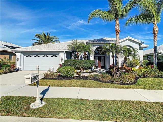 8957 Huntington Pointe Drive, Sarasota, FL 34238 (MLS #A4426923) :: Cartwright Realty