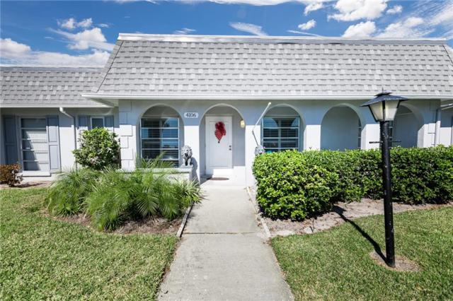 4106 35TH Avenue W #4106, Bradenton, FL 34205 (MLS #A4426986) :: Florida Real Estate Sellers at Keller Williams Realty