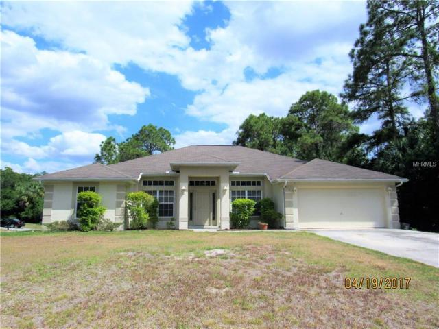 4330 Marcella Terrace, North Port, FL 34286 (MLS #A4427002) :: Griffin Group