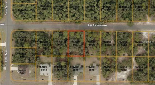 Las Almanos Avenue, North Port, FL 34288 (MLS #A4427021) :: Zarghami Group