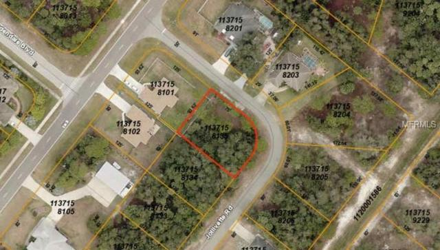 Jollivette Road, North Port, FL 34288 (MLS #A4427022) :: Zarghami Group