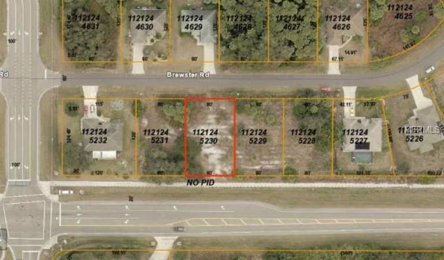 Brewster Road, North Port, FL 34288 (MLS #A4427065) :: Griffin Group