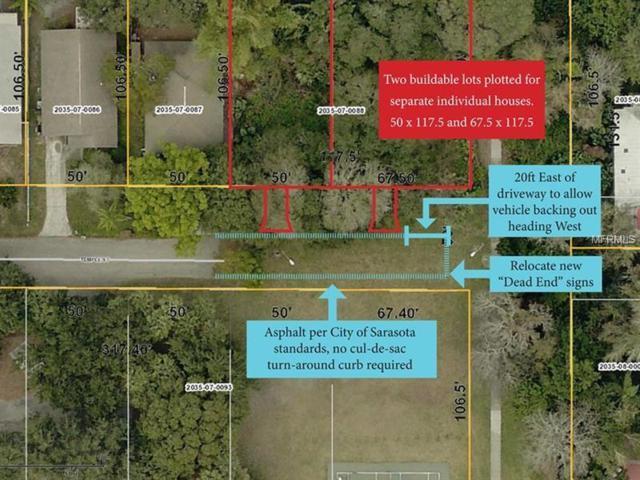 2577 Temple Street, Sarasota, FL 34239 (MLS #A4427410) :: The Duncan Duo Team