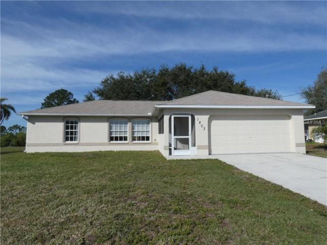 1803 Amato Street, North Port, FL 34291 (MLS #A4427453) :: Zarghami Group