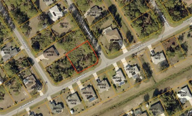 Newmark Street, North Port, FL 34291 (MLS #A4427486) :: Zarghami Group
