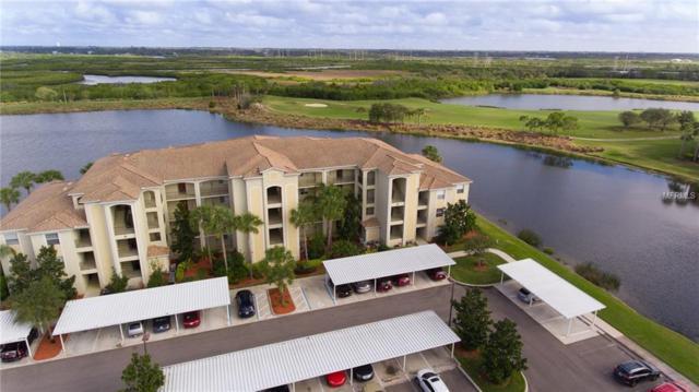 7911 Grand Estuary Trail #106, Bradenton, FL 34212 (MLS #A4427592) :: White Sands Realty Group