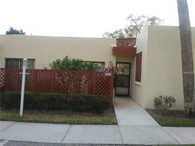 509 Spring Lakes Boulevard #509, Bradenton, FL 34210 (MLS #A4427612) :: Florida Real Estate Sellers at Keller Williams Realty