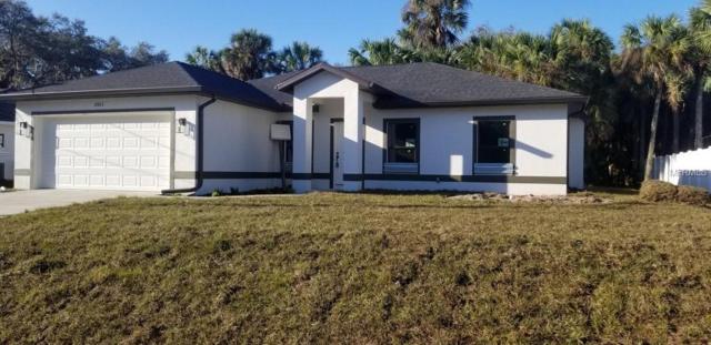 3561 Vaughn Lane, North Port, FL 34288 (MLS #A4427624) :: KELLER WILLIAMS CLASSIC VI