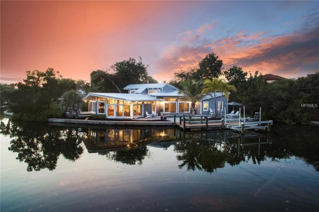 840 Edgemere Lane, Sarasota, FL 34242 (MLS #A4427627) :: Medway Realty