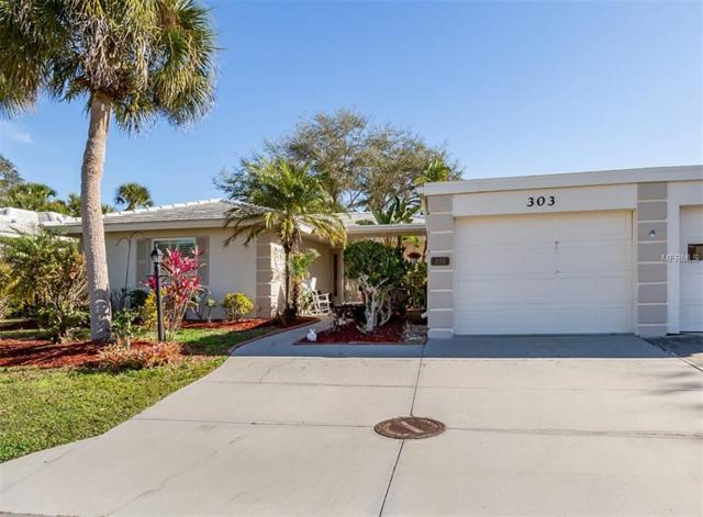 303 Dante Drive #303, Nokomis, FL 34275 (MLS #A4427784) :: Florida Real Estate Sellers at Keller Williams Realty
