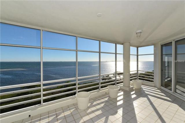 2450 Harbourside Drive #253, Longboat Key, FL 34228 (MLS #A4427884) :: McConnell and Associates