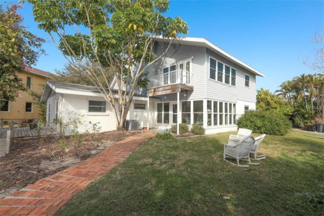 430 Island Circle, Sarasota, FL 34242 (MLS #A4427942) :: Gate Arty & the Group - Keller Williams Realty