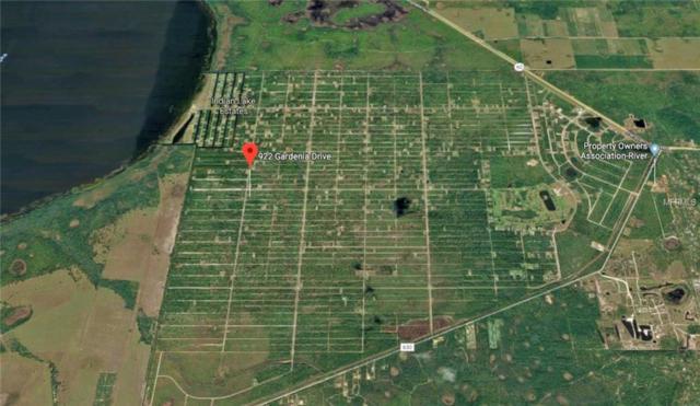 922 Gardenia Drive, Indian Lake Estates, FL 33855 (MLS #A4427974) :: RE/MAX Realtec Group