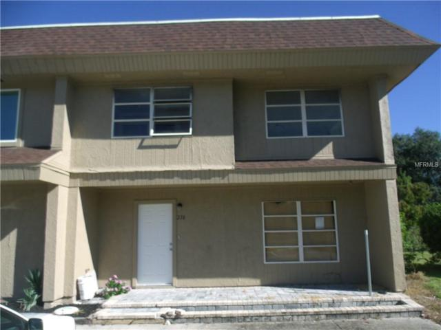 216 Barlow Avenue #43, Sarasota, FL 34232 (MLS #A4428056) :: McConnell and Associates