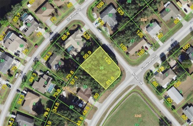 1427 Noble Terrace, Port Charlotte, FL 33952 (MLS #A4428195) :: Griffin Group