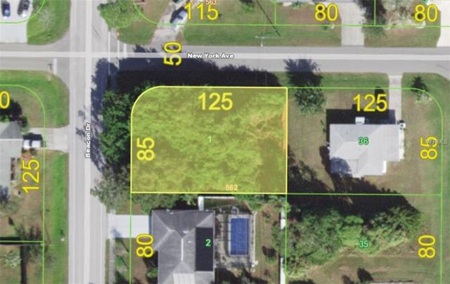 22501 New York Avenue, Port Charlotte, FL 33952 (MLS #A4428196) :: Griffin Group