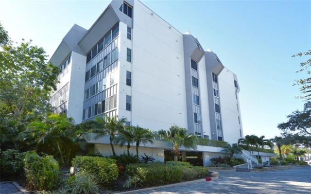 1200 E Peppertree Lane #407, Sarasota, FL 34242 (MLS #A4428202) :: Remax Alliance