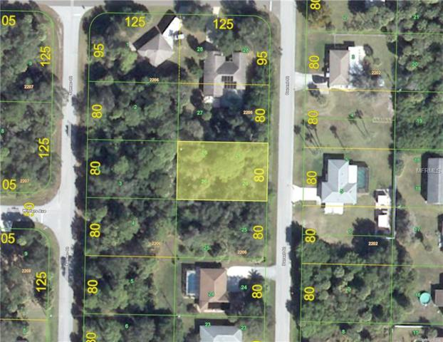 4089 Durant Street, Port Charlotte, FL 33948 (MLS #A4428297) :: Griffin Group